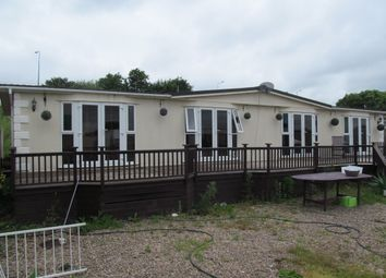 Thumbnail 3 bed mobile/park home for sale in Salsview Fair Park, Tudworth Road, Hatfield, Doncaster, South Yorkshire
