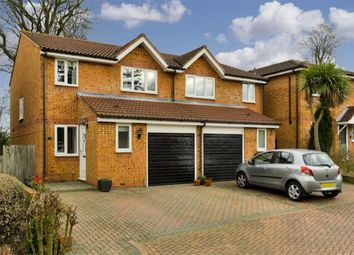 Thumbnail 3 bed semi-detached house for sale in Dunnymans Road, Banstead, Surrey