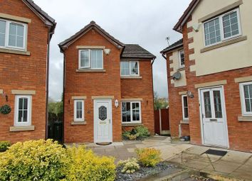 Thumbnail 4 bed detached house for sale in Mode Hill Lane, Whitefield, Manchester