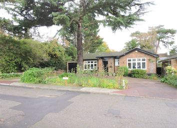 Thumbnail 2 bed detached bungalow for sale in Maplin Close, London
