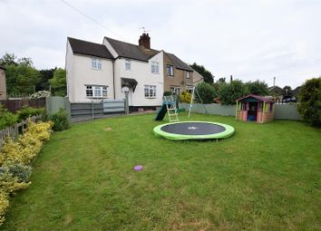 Thumbnail 3 bed semi-detached house for sale in Stretton Road, Greetham, Oakham
