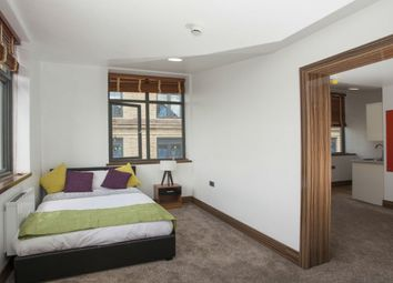 Thumbnail 1 bed flat for sale in Claremont, Bradford, West Yorkshire