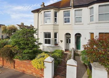 Thumbnail 3 bedroom end terrace house for sale in Sugden Road, Worthing, West Sussex