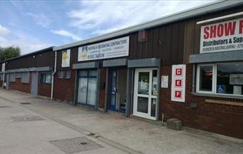 Thumbnail Light industrial for sale in Unit C, Flint Trade Park, Holywell Road, Flint