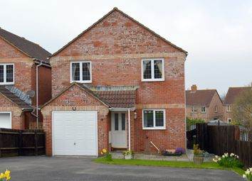 Thumbnail 4 bed detached house for sale in Leigh Road, Westbury
