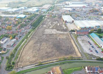Thumbnail Commercial property for sale in 9 Acre Site, Firth Road, Off Tritton Road, Lincoln, Lincolnshire