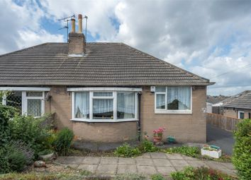 Thumbnail 2 bed semi-detached bungalow for sale in Lulworth Crescent, Leeds, West Yorkshire