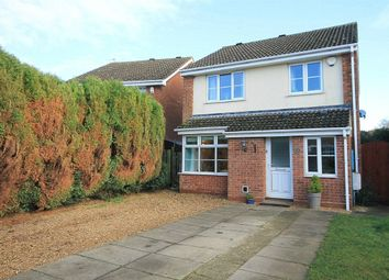 Thumbnail 3 bed detached house for sale in Windmill Glade, Brixworth, Northampton