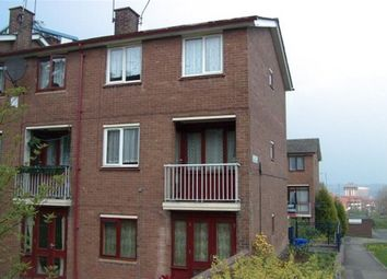 Thumbnail 3 bed maisonette to rent in St. Georges Close, Sheffield