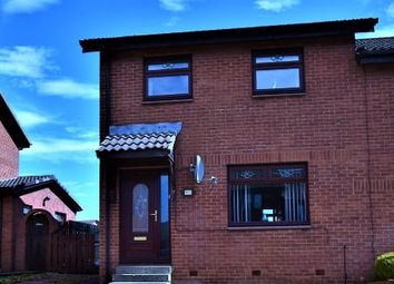 Thumbnail 3 bed semi-detached house for sale in Argyll Place, Bellshill