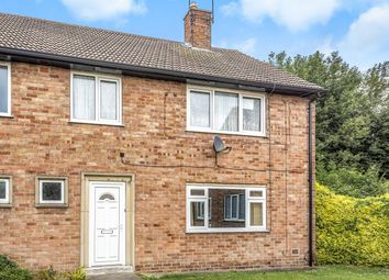 Thumbnail 1 bed flat for sale in Fossway, York