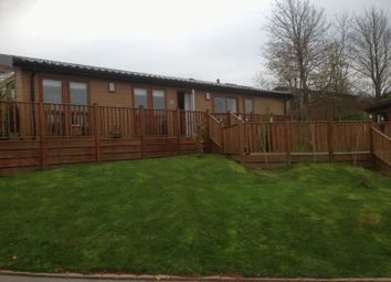 Thumbnail 2 bed mobile/park home for sale in Moon Shadow Rise, Devon Hills, Blagdon - Ref: