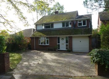 Thumbnail 5 bedroom detached house for sale in Millride, Ascot