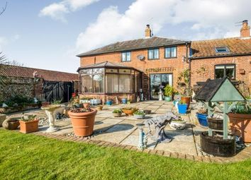 Thumbnail 5 bed barn conversion for sale in Woodton, Bungay, Norfolk