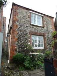 Thumbnail 1 bed cottage to rent in Felpham Road, Felpham, Bognor Regis