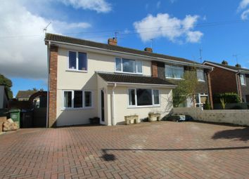 Thumbnail 5 bed semi-detached house for sale in Hungerford Road, Calne, Wiltshire