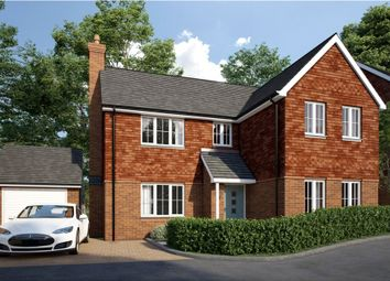 Thumbnail 4 bed property for sale in Plot 4, Romsey, Hampshire