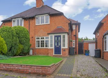 3 bed semi-detached house for sale in Hay Green Lane, Birmingham B30