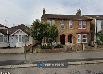 Thumbnail 1 bed flat to rent in Craigdale Road, Hornchurch