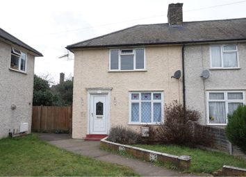 Thumbnail 3 bedroom end terrace house for sale in Sheppey Road, Dagenham