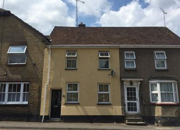 Thumbnail 2 bed terraced house to rent in Frogmore Street, Tring