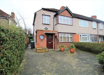 Thumbnail 3 bed end terrace house for sale in Wilverley Crescent, New Malden