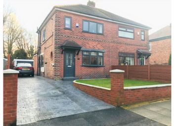 Thumbnail 2 bed semi-detached house for sale in Beech Grove, Manchester