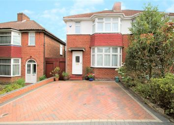 Thumbnail 3 bed semi-detached house for sale in Lodore Gardens, London