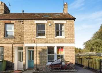 Thumbnail 3 bedroom end terrace house for sale in Oxford, City