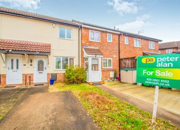 Thumbnail 2 bedroom terraced house for sale in Whiteacre Close, Thornhill, Cardiff