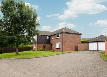 Thumbnail 6 bed detached house for sale in Five Acres, Cambridge Road, Stansted