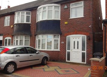 Thumbnail 3 bed semi-detached house for sale in Barkby Rd, Belbrave, Leicester
