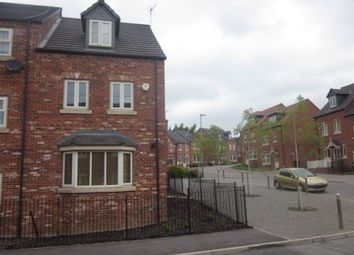 Thumbnail 4 bed town house to rent in Betts Avenue, Hucknall, Nottingham