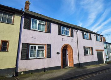 Thumbnail 6 bed terraced house for sale in Fairycroft Road, Saffron Walden, Essex