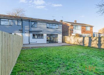 Thumbnail 4 bed semi-detached house for sale in Hazeldene Meads, Brighton, East Sussex