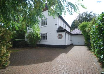 Thumbnail 4 bed detached house to rent in Angelfield Road, Berkhamsted