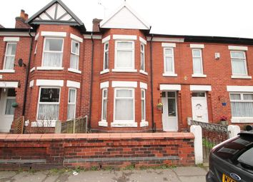 Thumbnail 3 bed terraced house to rent in Constable Street, Gorton, Manchester
