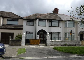 Thumbnail 4 bed semi-detached house for sale in Parkside Drive, Liverpool, Merseyside