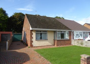 Thumbnail 2 bed bungalow for sale in Hadley Gardens, Leegomery, Telford
