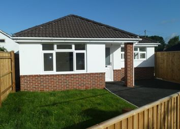 Thumbnail 2 bed detached bungalow for sale in Markham Avenue, Northbourne, Bournemouth