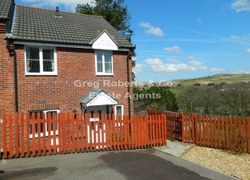 Thumbnail 3 bed end terrace house for sale in 23 Pidwelt Rise, Pontlottyn, Caerphilly County.