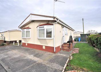 Thumbnail 2 bed mobile/park home for sale in Lynwood Park, Warton, Preston, Lancashire