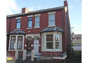 Thumbnail 2 bed end terrace house to rent in Manchester Road, Blackpool
