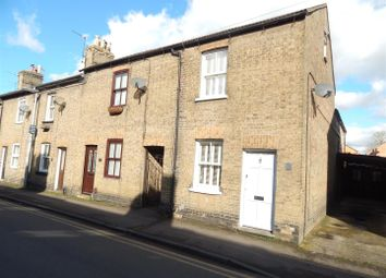 Thumbnail 3 bedroom end terrace house for sale in East Street, St. Neots