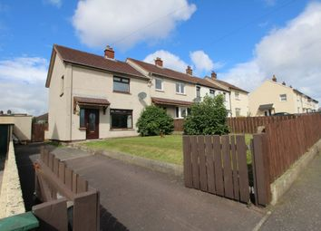 Thumbnail 3 bed terraced house for sale in Hill Crest, Bangor