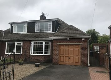 Thumbnail 2 bed semi-detached house for sale in St. Johns Avenue, Hebburn