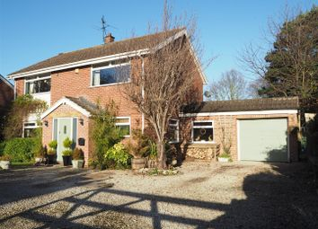 Thumbnail 4 bedroom detached house for sale in Hawthorne House, The Close, Averham