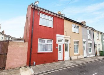 Thumbnail 2 bedroom end terrace house for sale in Samuel Road, Portsmouth