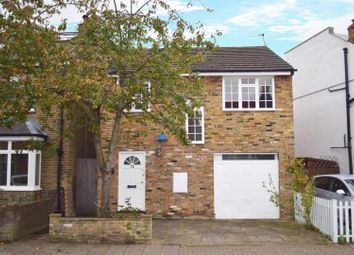 Thumbnail 3 bed detached house for sale in St. Margarets Grove, St Margarets, Twickenham
