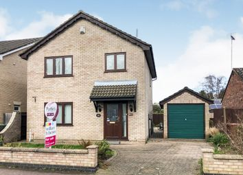 3 bed detached house for sale in Crown Street, Stowmarket IP14
